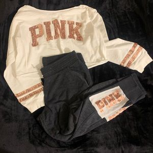 Gently used Victoria Secret Outfit